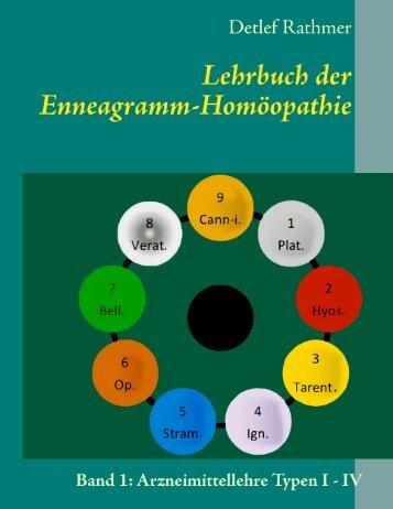Leseprobe Lehrbuch der Enneagramm-Homöopathie : Band 1