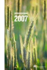 Årsredovisning, Landshypotek 2007 [20080320]