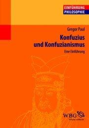 Konfuzius und Konfuzianismus - Die Onleihe