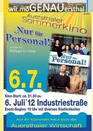 """Personal!"""" - Auersthaler - Volkspartei Niederösterreich"""