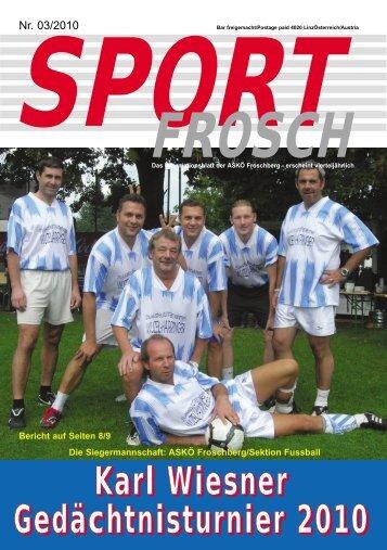 Sportfrosch 2010 03 - ASKÖ Linz Froschberg