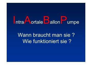 IABP - Vivantes