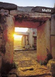 Malta Insel der Göttin – Tor zu den Sternen - Hagia Chora Journal