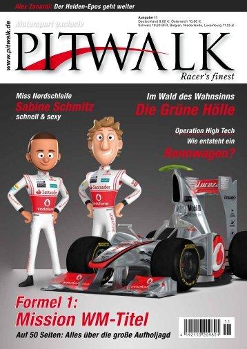 Pitwalk Ausgabe 11