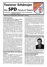 3/2000 - SPD Ortsverein Tawern