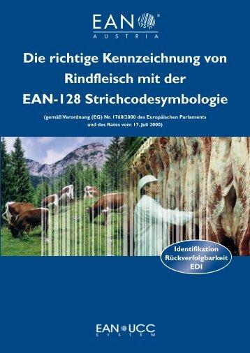 Die Kennzeichnung von Rindfleisch mit der EAN-128 ...