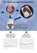 Die Kennzeichnung von Rindfleisch mit der EAN-128 ... - Page 7