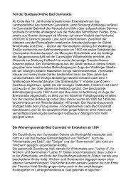 weiteres Interessantes zur Geschichte der Wichernkirche