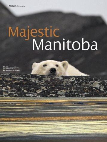 Majestic Manitoba - Spotlight Online