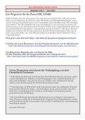 4. KREISPARTEITAG Ein Neuanfang für den Landesverband Bayern? - Page 5