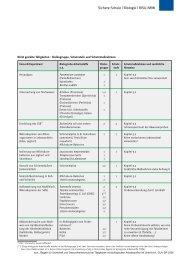 Risikogruppe, Schutzstufe und Schutzmaßnahmen - Sichere Schule