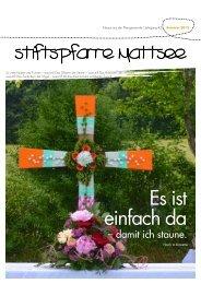 Lesen - Stift Mattsee