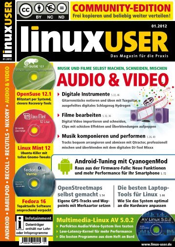 Download This PDF! - Linux User