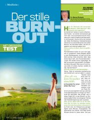 Der stille - Burn-out-Diagnostik Institut