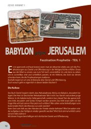 Babylon gegen Jerusalem - hoffnung weltweit ev