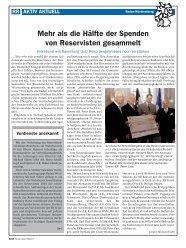 Juni - Reservisten-Report
