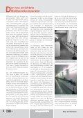 Jahresbericht 2003 - BEV - Seite 6