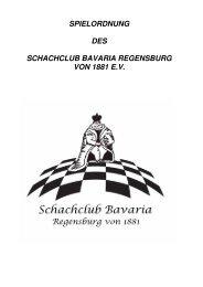Spiel - SC Bavaria Regensburg