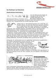 Der Rodelsport auf Naturbahn Geschichtliche Entwicklung Vor der ...