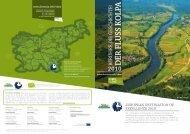 Der Fluss Kolpa - Slovenia