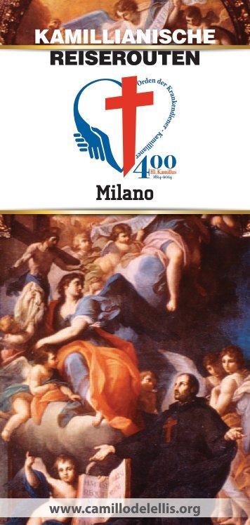 Milano - Camillo de Lellis