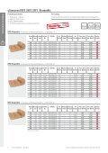 Climowool Preisliste / Katalog - Aisla - Seite 6