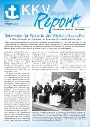 Ausgabe 2/2008 - KKV Bayern