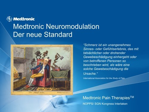 Medtronic Schmerztherapien - ig-nopps.ch