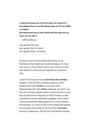 Vortrag - Fachverband der Hessischen Standesbeamtinnen und ...