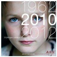 50jähriges Jubiläum2012 - August-Schmidt-Stiftung