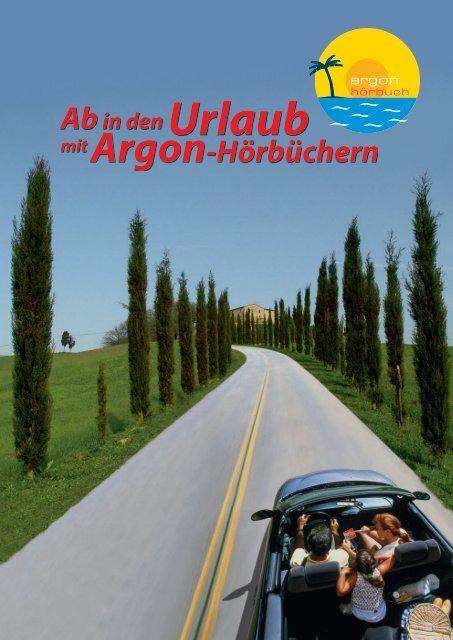 mit Argon-Hörbüchern - S. Fischer Verlag