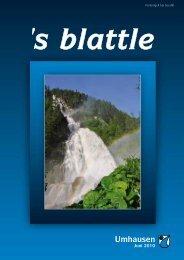 Ausgabe Juni 2010 (3,18 MB) - Umhausen