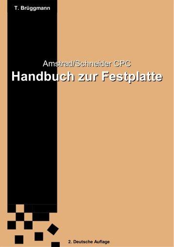 Handbuch zur Festplatte