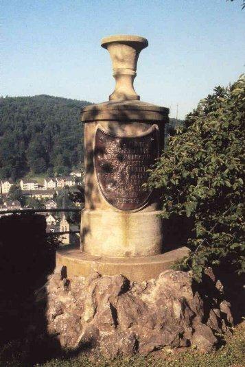 Zur Restaurierung des Möllerdenkmals, in: HOHENLIMBURGER
