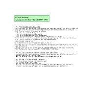 Netzknotens AEG 80-20 - uni-marburg