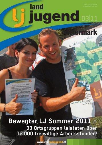 Steiermark Ausgabe 03/2011 - Landjugend Österreich