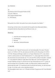 Zwischenbericht - Trilat