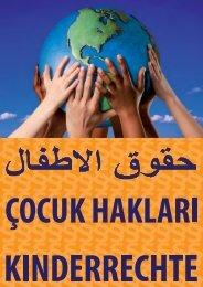Kinderrechte in drei Sprachen