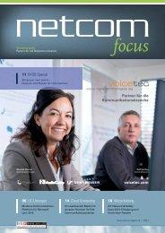 Sonderausgabe Partner für die Telekommunikation April 2013