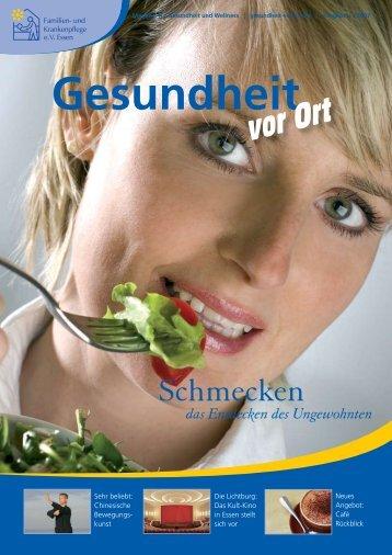 Essen - Gesundheit vor Ort