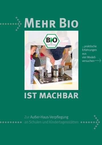 Broschüre - Oekolandbau.de