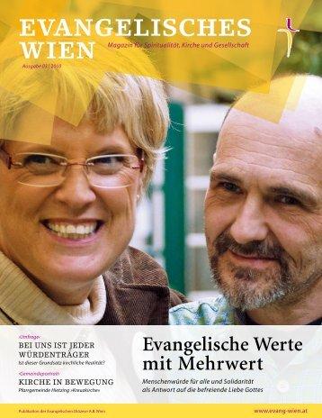 Ausgabe 03/2010 - Evangelische Kirche Wien