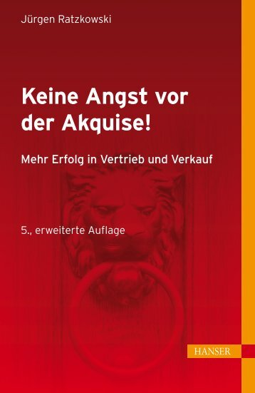 Leseprobe zum Titel: Keine Angst vor der Akquise - Die Onleihe