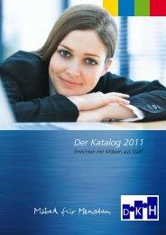 Der Katalog 2011