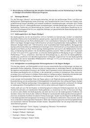 Umweltbericht 2009, Seiten 28-52 - Verband Region Stuttgart
