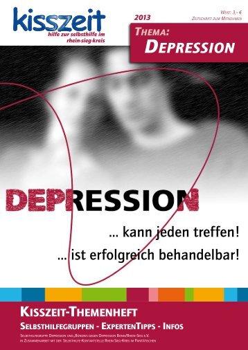 Depression - Selbsthilfe-Kontaktstelle Rhein-Sieg-Kreis