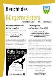 Wieselburg-land er sucht sie markt Treffen frauen aus langholzfeld