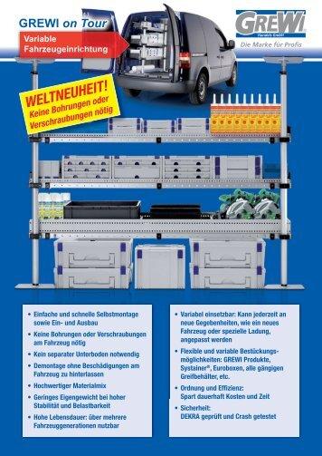 WELTNEUHEIT! - GREWI Handels GmbH