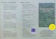 Flyer - 54 Geschichten, eine Idee.pdf - Stiftung Pfadfinden
