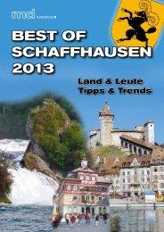 Best of Schaffhausen Teil 1 - SRS-Verlag